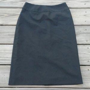 Antonio Melani black pencil skirt